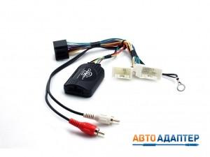 Connects2 CTSMT003.2 адаптер кнопок на руле Mitsubishi Lancer ASX Outlander Pajero