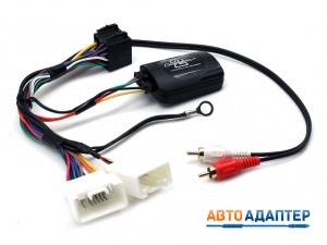 Connects2 CTSMT001.2 адаптер рулевого управления Mitsubishi Outlander Lancer Citroen C-Crosser