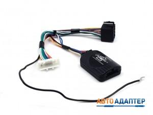 Connects2 CTSNS001.2 адаптер кнопок руля Nissan Micra Qashqai X-Trail Micra