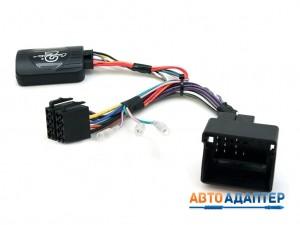 Connects2 CTSPG007.2 CAN-Bus адаптер кнопок на руле Peugeot Citroen с поддержкой настройки часов на штатном дисплее