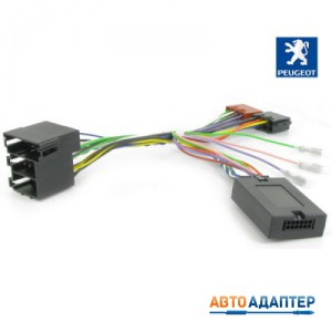 Connects2 CTSPG009.2 CAN-Bus адаптер кнопок на руле Peugeot Boxer