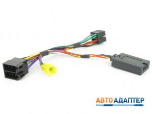 Connects2 CTSRN004 адаптер кнопок на руле Renault Kangoo Clio Twingo