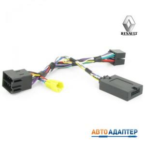 Connects2 CTSRN005.2 адаптер кнопок на руле Renault Laguna Megane Clio Trafic