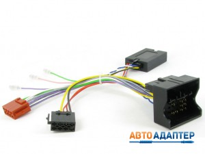 Connects2 CTSRN006.2 CAN-Bus адаптер кнопок на руле Renault Clio Scenic Megane Fluence