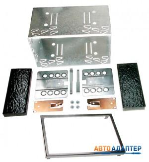 CARAV 14-003 универсальная переходная рамка с шахтой 2DIN