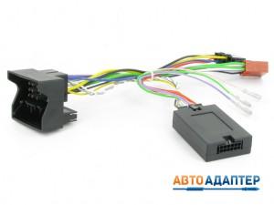Connects2 CTSST001.2 CAN-Bus адаптер кнопок на руле Seat Leon Toledo Ibiza Altea