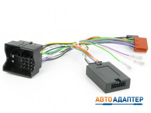 Connects2 CTSSK003.2 адаптер кнопок на руле SkodaOctavia Roomster Fabia