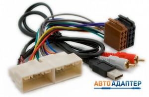 CARAV 12-039 (AUX + USB) ISO переходник Hyundai