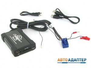 Connects2 CTAADUSB004 - USB для штатной магнитолы Audi