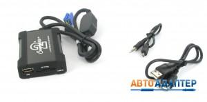 Connects2 CTACTUSB003 - USB для штатной магнитолы Citroen C1