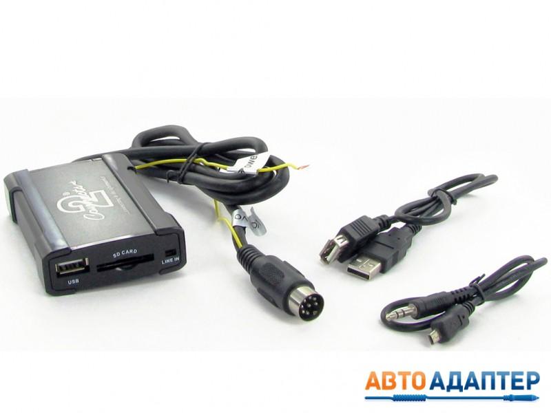 адаптер aux usb mp3 для штатной магнитолы