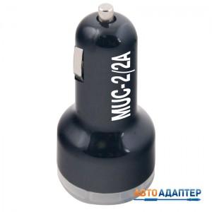 Mystery MUC-2/2A USB зарядка в прикуриватель