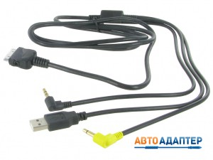 Connects2 CT29IP09 iPod адаптер Kenwood